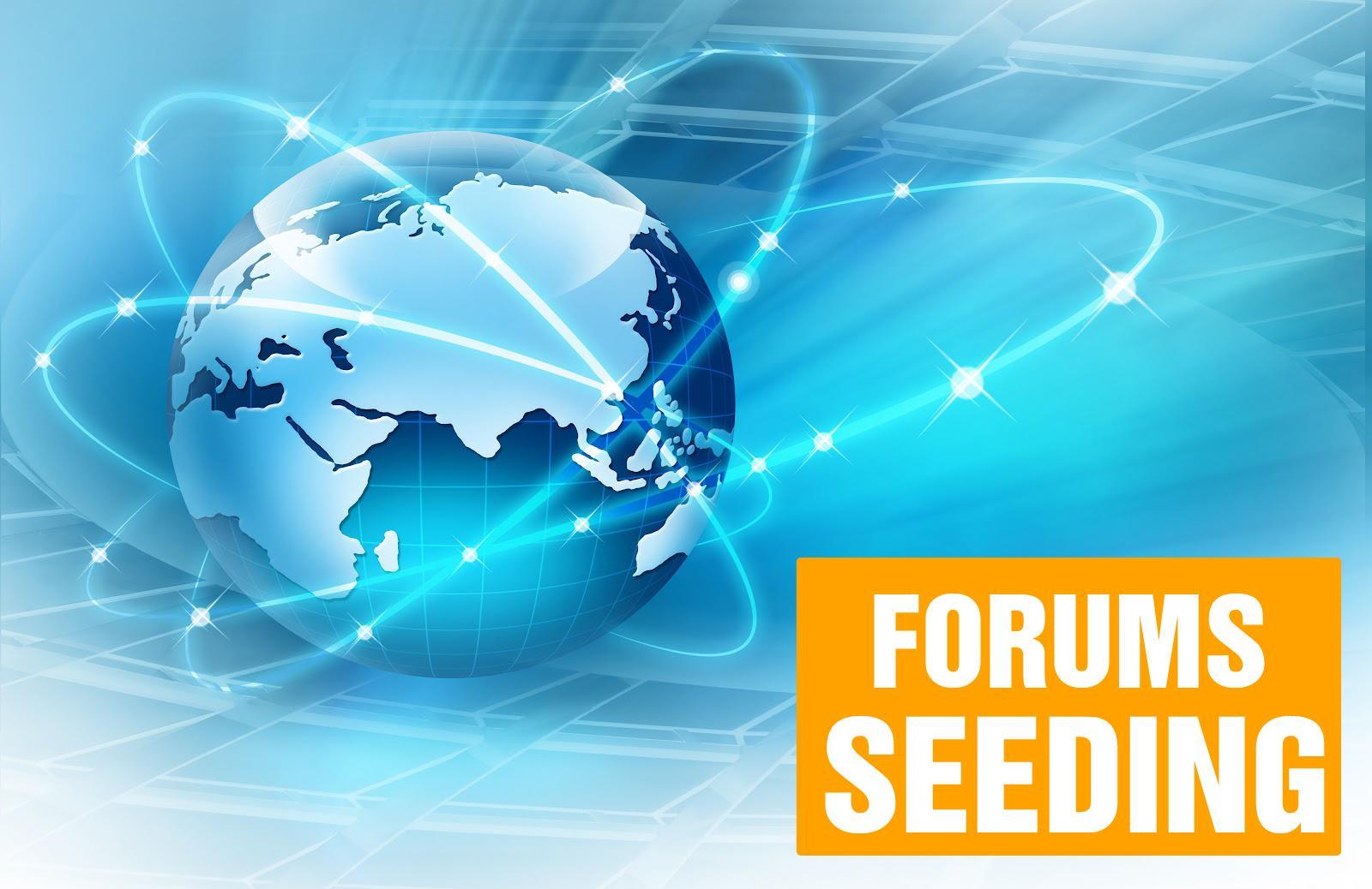 dich vu forum seeding