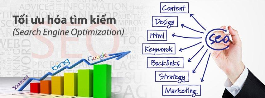 Tối ưu hóa trang web cho các công cụ tìm kiếm
