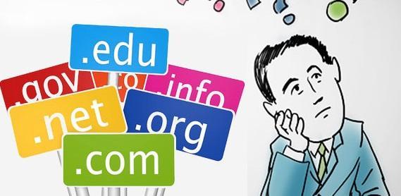 Lựa chọn tên miền Domain cho website