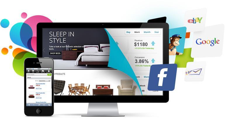 Trang web – trung tâm của thế giới tiếp thị số digital marketing